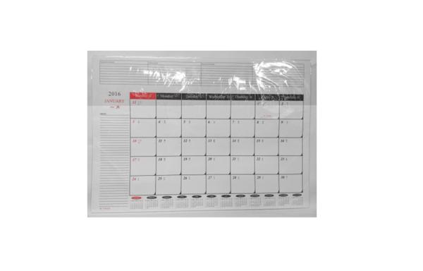 Monthy Table Calendar Refill 檯墊月曆芯