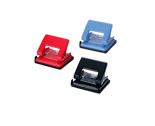 CARL 2 HOLE PAPER PUNCH 100XL 雙孔打孔機 (20張) } Staplers & Paper Punches 釘書機 & 打孔機