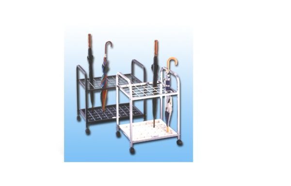 CYS 20 HOLES UMBRELLA RACK FE-1101 (UM0001) 20格烤漆雨傘架連轆