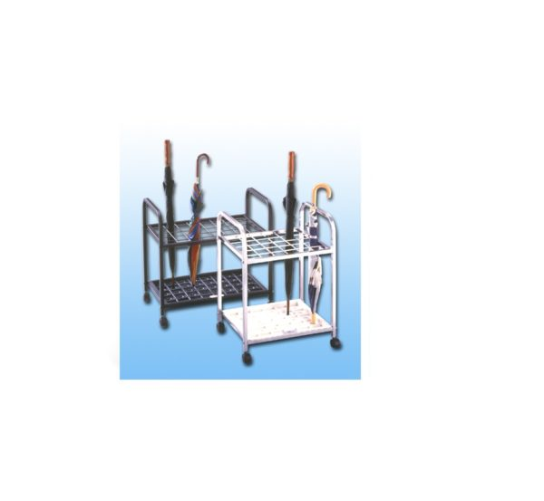 CYS 30 HOLES UMBRELLA RACK FE-1102 (UM0002) 30格烤漆雨傘架連轆 | Office Equipment 辦公室文儀設備