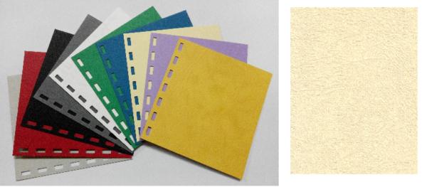 單面皮紋咭紙 A4 JAPAN 480 GRAM BEIGE 米黃 | Paper 紙類