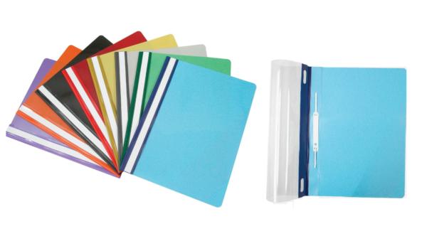 BANTEX PROJECT FOLDER F4 13321 (BLUE 藍) | Files 快勞類