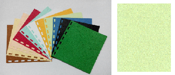 Leather Pattern Binding Card 雙面皮紋咭紙 A4 250G LIGHT GREEN 淺綠