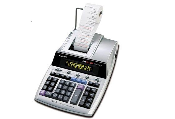 CANON PRINTING CALCULATOR MP1411-LTSC 雙色列印式計算機