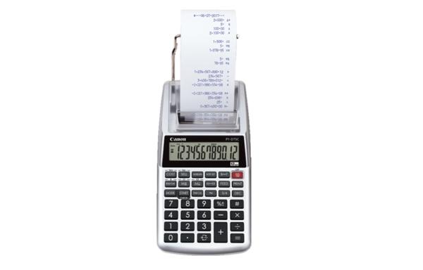 CANON PRINTING CALCULATOR P1-DTSC II 列印式計算機