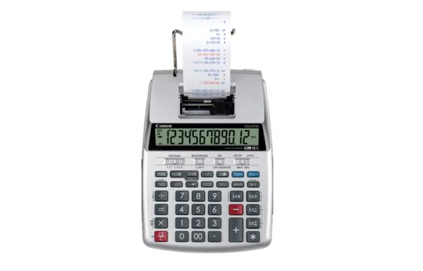 CANON PRINTING CALCULATOR P23-DTSC II 雙色列印式計算機